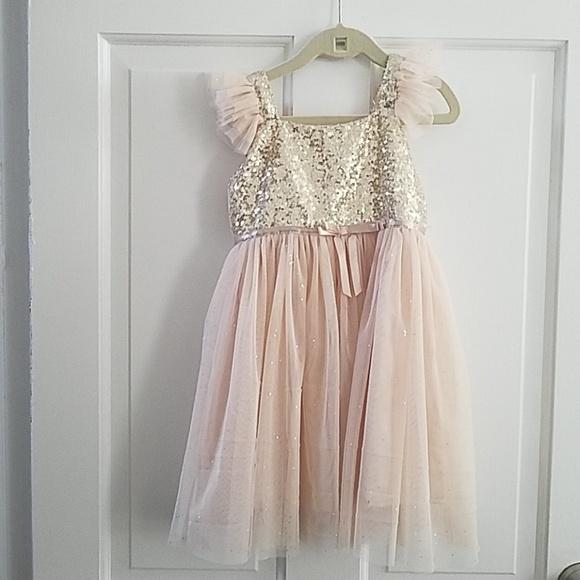 b370e12d70b1 Girls Popatu dress size 4. M_5b6b3bada5d7c66f6da64ff4
